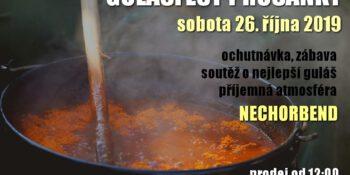 26. 10. 2019 Gulášfest